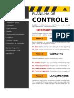 Planilha de Controle de Vendas 3.0