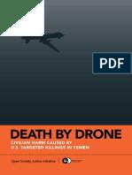 Death Drones Report