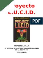 Proyecto L.U.C.I.D.- TEXE MARRS