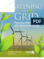 Greening the Grid Report