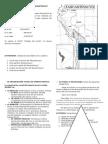 División Territorial Del Tahuantinsuyo y La Organizacion Del Imperio Incaico