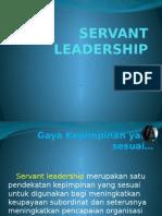 SERVANT+LEADERSHIP