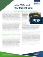 Imaging Center CTOs and IT Pros UnPAC Patient Data