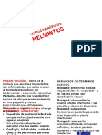 Parásitología -microbiologia