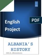 Albania's History