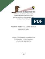 Projeto de Instalações de Gás Combustível.pdf
