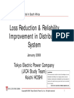Loss Reduction Reliability Improvement Hoshi