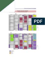 2014-2015 Calendrier Universitaire