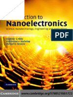 Introduction to Nanoelectronics