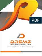Drimzinternations Catalog