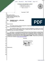 Black v. Apple, Inc. - Document No. 4