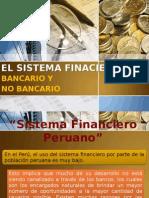 SISTEMA FINANCIERO - BANCARIO Y NO BANCARIO