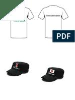 Artwork for T-shirt & Cap