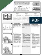 Cardan, Manual de Componentes_AEMCO_2005