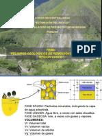Peligros Geologicos de Remocion de Masa ( 1 )