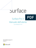 Surface Pro 3 User Guide IT