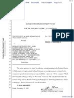 Luzon v. Bigband Networks, Inc. et al - Document No. 5
