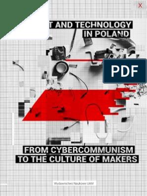 Art And Technology In Poland Ed Agnieszka Jelewska
