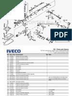Alavanca Do Câmbio Iveco Tector 240E25