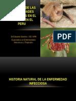 Infecto - Semana 1 Clase 1 Panorama de Las Enfermedades Infecciosas