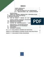 Reglamento Interno de Lazaro Cardenas