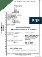 Holman et al v. Apple, Inc. et al - Document No. 31