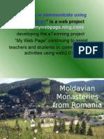 Moldavian Monasteries