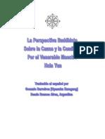 La Perspectiva Buddhista Sobre Causa Condicion g b
