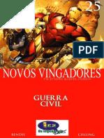 Guerra Civil - Novos Vingadores