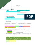 Formato Informe Capítulo III Padep D