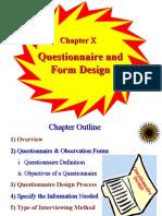Questionnaire Design.ppt
