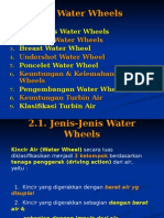 02 Water Wheels
