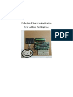 Embedded System - Zero to Hero for Beginner Module