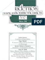 Cuadernos Hispanoamericanos 76 (1)