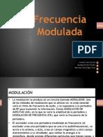 Frecuencia-Modulada