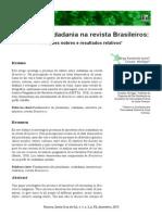 Relatos de Cidadania Na Revista Brasileiros