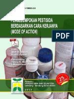 Pengelompokan Pestisida