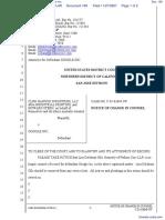 CLRB Hanson Industries, LLC et al v. Google Inc. - Document No. 199
