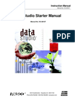 DataStudio Software Single User Manual CI 6870G (1)