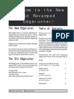 CyberPunk 2020 - Unofficial - Magazine - EdgeRunner Vol2 Issue01