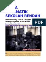 Dunia Matematik Sekolah Rendah