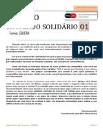 Simulado Solidario 01 EBSERH Geral Gratuito