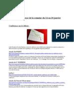 revue de presse de r mazars du24 au 31 janvier