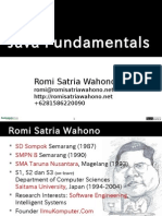 Romi Java 01 Concepts October2013