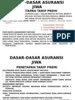 DDAJ - TARIP PREMI