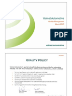 Valmet Automotive Quality management March 2015.pdf