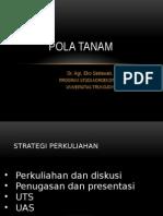 1. Pola Tanam -1A
