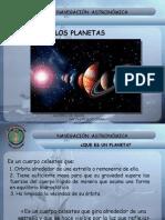 3. Los Planetas