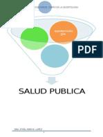 Introduccion a La Salud Pública
