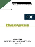 10.7. ISSV Publishing 2002-2003